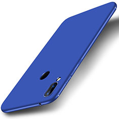 Coque Ultra Fine Silicone Souple Housse Etui S01 pour Xiaomi Mi Play 4G Bleu