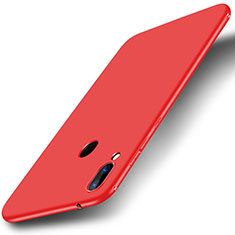 Coque Ultra Fine Silicone Souple Housse Etui S01 pour Xiaomi Mi Play 4G Rouge