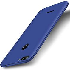 Coque Ultra Fine Silicone Souple Housse Etui S01 pour Xiaomi Redmi 6 Bleu