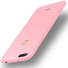 Coque Ultra Fine Silicone Souple Housse Etui S01 pour Xiaomi Redmi 6 Rose