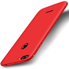 Coque Ultra Fine Silicone Souple Housse Etui S01 pour Xiaomi Redmi 6 Rouge