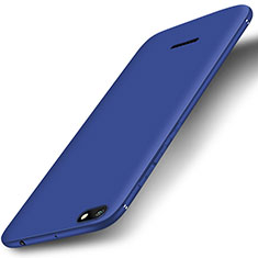 Coque Ultra Fine Silicone Souple Housse Etui S01 pour Xiaomi Redmi 6A Bleu
