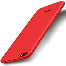 Coque Ultra Fine Silicone Souple Housse Etui S01 pour Xiaomi Redmi 6A Rouge
