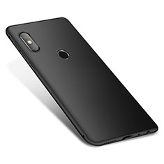 Coque Ultra Fine Silicone Souple Housse Etui S01 pour Xiaomi Redmi Note 5 AI Dual Camera Noir