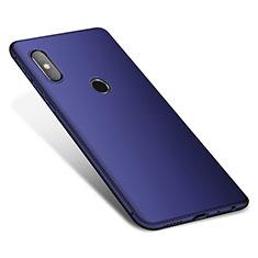 Coque Ultra Fine Silicone Souple Housse Etui S01 pour Xiaomi Redmi Note 5 Pro Bleu