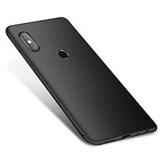 Coque Ultra Fine Silicone Souple Housse Etui S01 pour Xiaomi Redmi Note 5 Pro Noir