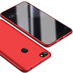 Coque Ultra Fine Silicone Souple Housse Etui S01 pour Xiaomi Redmi Note 5A High Edition Rouge