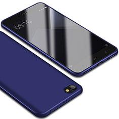 Coque Ultra Fine Silicone Souple Housse Etui S01 pour Xiaomi Redmi Note 5A Standard Edition Bleu