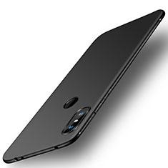 Coque Ultra Fine Silicone Souple Housse Etui S01 pour Xiaomi Redmi Note 6 Pro Noir