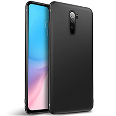 Coque Ultra Fine Silicone Souple Housse Etui S01 pour Xiaomi Redmi Note 8 Pro Noir