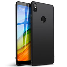Coque Ultra Fine Silicone Souple Housse Etui S01 pour Xiaomi Redmi Y2 Noir