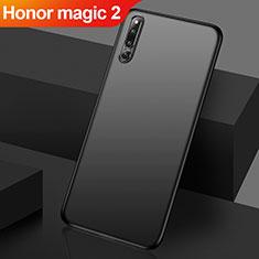 Coque Ultra Fine Silicone Souple Housse Etui S02 pour Huawei Honor Magic 2 Noir