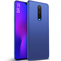 Coque Ultra Fine Silicone Souple Housse Etui S02 pour Oppo RX17 Pro Bleu