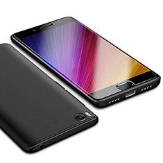 Coque Ultra Fine Silicone Souple Housse Etui S02 pour Xiaomi Mi 5S 4G Noir