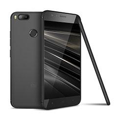 Coque Ultra Fine Silicone Souple Housse Etui S02 pour Xiaomi Mi 5X Gris