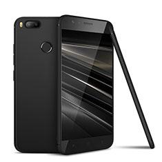 Coque Ultra Fine Silicone Souple Housse Etui S02 pour Xiaomi Mi 5X Noir