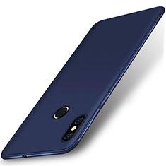 Coque Ultra Fine Silicone Souple Housse Etui S02 pour Xiaomi Mi 8 Bleu