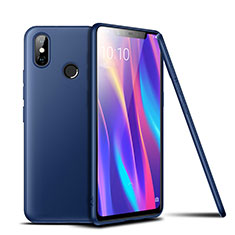 Coque Ultra Fine Silicone Souple Housse Etui S02 pour Xiaomi Mi 8 SE Bleu