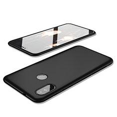 Coque Ultra Fine Silicone Souple Housse Etui S02 pour Xiaomi Mi A2 Lite Noir