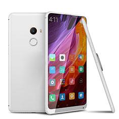Coque Ultra Fine Silicone Souple Housse Etui S02 pour Xiaomi Mi Mix 2 Blanc