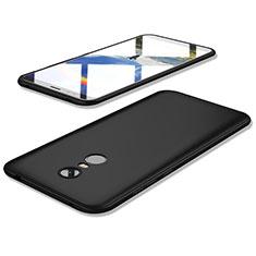 Coque Ultra Fine Silicone Souple Housse Etui S02 pour Xiaomi Redmi 5 Plus Noir