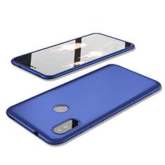 Coque Ultra Fine Silicone Souple Housse Etui S02 pour Xiaomi Redmi 6 Pro Bleu