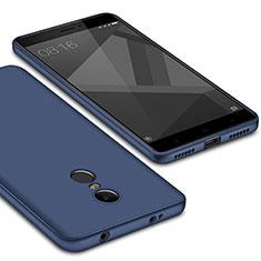 Coque Ultra Fine Silicone Souple Housse Etui S02 pour Xiaomi Redmi Note 4 Standard Edition Bleu