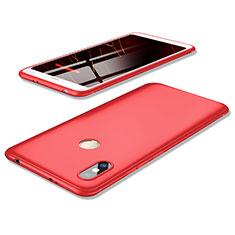 Coque Ultra Fine Silicone Souple Housse Etui S02 pour Xiaomi Redmi S2 Rouge