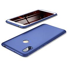 Coque Ultra Fine Silicone Souple Housse Etui S02 pour Xiaomi Redmi Y2 Bleu