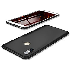 Coque Ultra Fine Silicone Souple Housse Etui S02 pour Xiaomi Redmi Y2 Noir