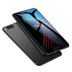 Coque Ultra Fine Silicone Souple Housse Etui S03 pour Xiaomi Mi 6 Noir
