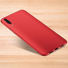 Coque Ultra Fine Silicone Souple Housse Etui S03 pour Xiaomi Mi 9 SE Rouge