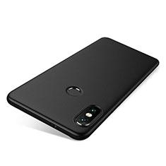 Coque Ultra Fine Silicone Souple Housse Etui S03 pour Xiaomi Redmi Note 5 AI Dual Camera Noir