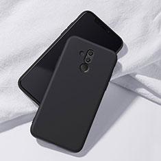 Coque Ultra Fine Silicone Souple Housse Etui S04 pour Huawei Mate 20 Lite Noir