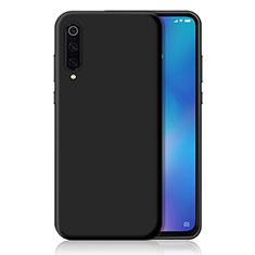 Coque Ultra Fine Silicone Souple Housse Etui S04 pour Xiaomi Mi 9 Pro 5G Noir