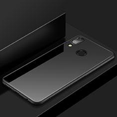 Coque Ultra Fine Silicone Souple Housse Etui S05 pour Huawei P20 Lite Noir