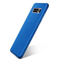 Coque Ultra Fine Silicone Souple Housse Etui S05 pour Samsung Galaxy Note 8 Bleu