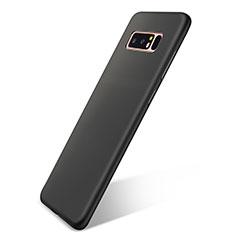 Coque Ultra Fine Silicone Souple Housse Etui S05 pour Samsung Galaxy Note 8 Noir