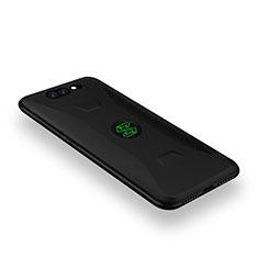 Coque Ultra Fine Silicone Souple Housse Etui S05 pour Xiaomi Black Shark Noir