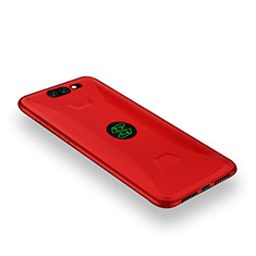 Coque Ultra Fine Silicone Souple Housse Etui S05 pour Xiaomi Black Shark Rouge
