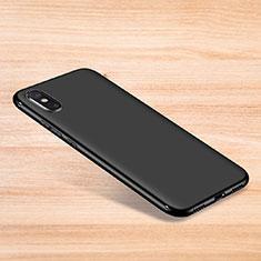 Coque Ultra Fine Silicone Souple Housse Etui S06 pour Xiaomi Mi 8 Explorer Noir