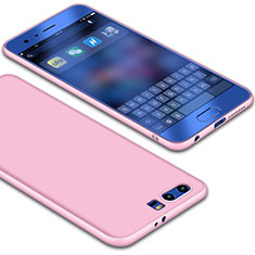 Coque Ultra Fine Silicone Souple Housse Etui S10 pour Huawei Honor 9 Premium Rose