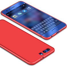 Coque Ultra Fine Silicone Souple Housse Etui S10 pour Huawei Honor 9 Premium Rouge