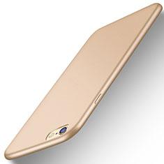 Coque Ultra Fine Silicone Souple Housse Etui U06 pour Apple iPhone 6 Plus Or