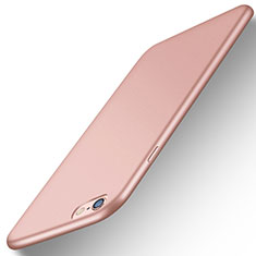 Coque Ultra Fine Silicone Souple Housse Etui U06 pour Apple iPhone 6 Plus Or Rose