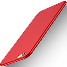 Coque Ultra Fine Silicone Souple Housse Etui U06 pour Apple iPhone 6S Plus Rouge