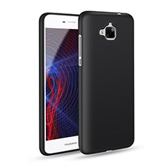 Coque Ultra Fine Silicone Souple pour Huawei Enjoy 5 Noir