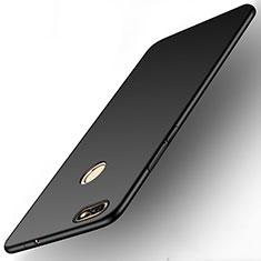 Coque Ultra Fine Silicone Souple pour Huawei Enjoy 7 Noir