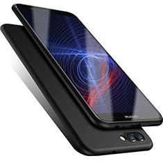 Coque Ultra Fine Silicone Souple pour Huawei Enjoy 7S Noir