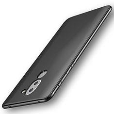 Coque Ultra Fine Silicone Souple pour Huawei Honor 6X Pro Noir